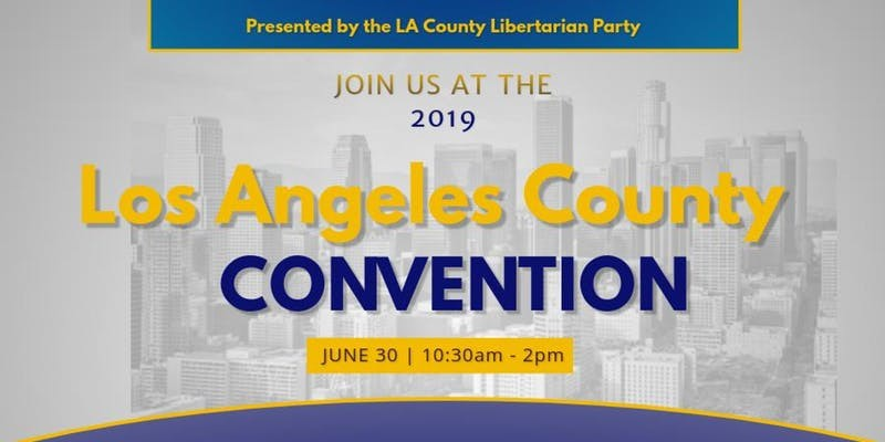 2019 Los Angeles County Convention