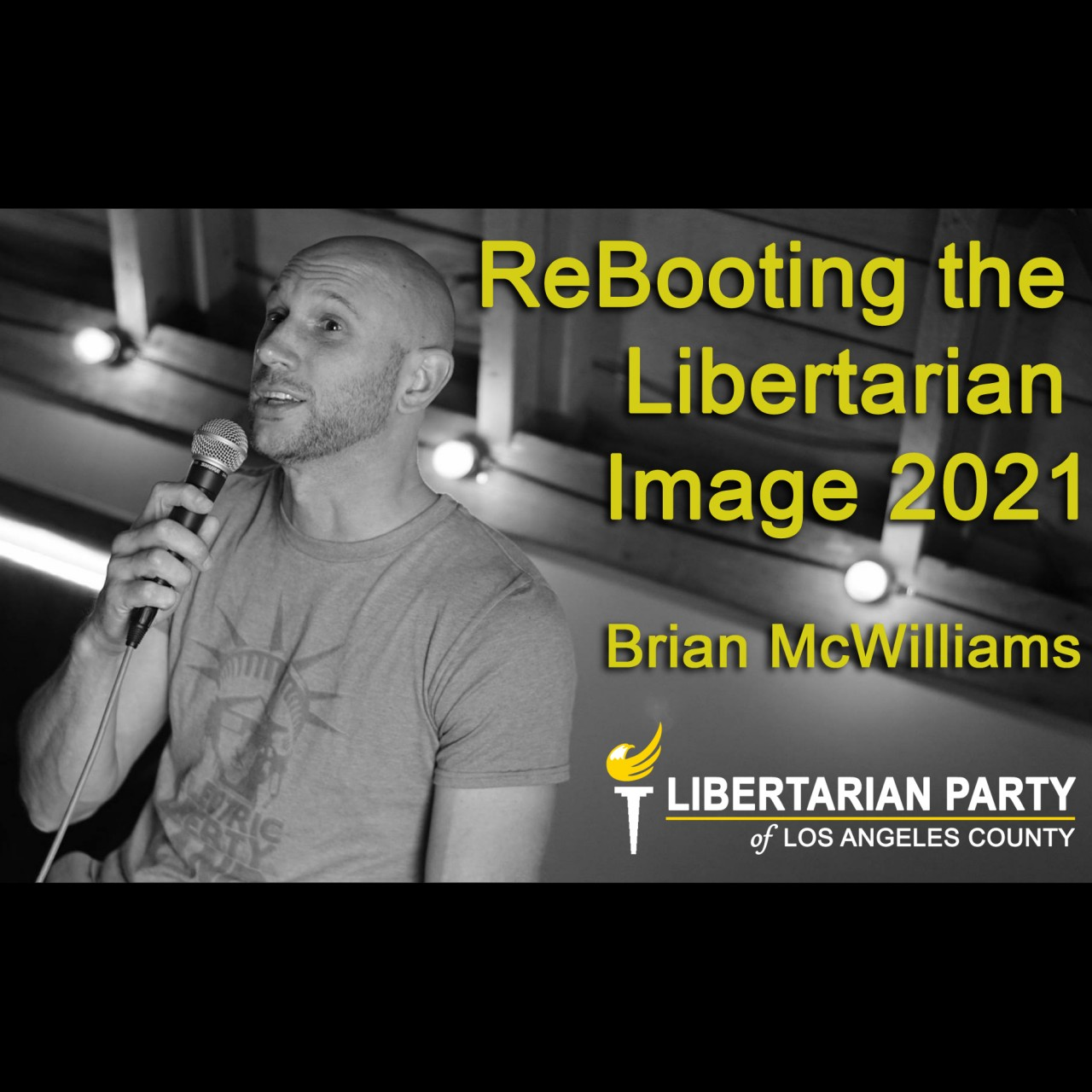 Region 67 January 21, 2021 Meetup with Brian McWilliams