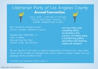 LPLAC Annual 2020 Convention
